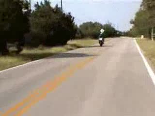 Wheelie Crash from:DotComd